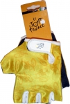 Летние вело перчатки Tour de France