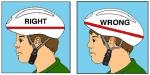Велосипедные шлема в ассортименте